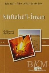 Söz Basım Yayın - Miftahü'l- İman (Mini Boy)