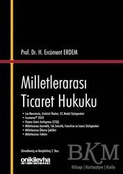On İki Levha Yayınları - Ders Kitapları - Milletlerarası Ticaret Hukuku