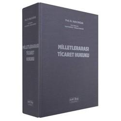 Savaş Yayınevi - Milletlerarası Ticaret Hukuku Vahit Doğan Savaş Yayınları