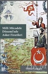 Libra Yayınları - Milli Mücadele Dönemi'nde Asker Firarileri