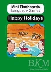HarperCollins Publishers - Mini Flashcards Language Games: Happy Holidays