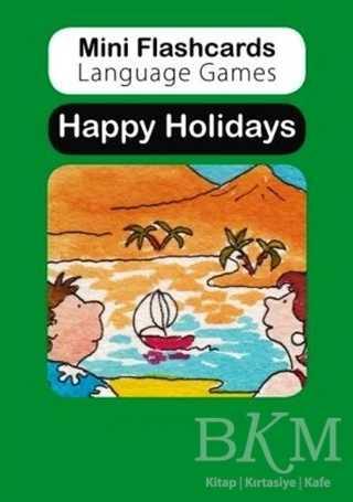 Mini Flashcards Language Games: Happy Holidays