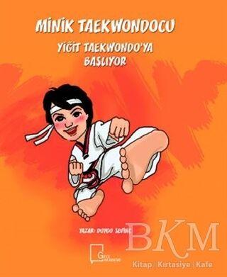 Minik Taekwondocu Yiğit Taekwondo'ya Başlıyor