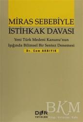 Der Yayınları - Miras Sebebiyle İstihkak Davası