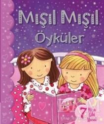 Net Çocuk Yayınları - Mışıl Mışıl Öyküler- Pembe Kitap