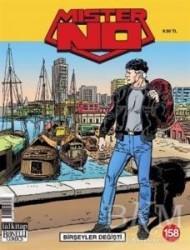 Lal Kitap - Mister No sayı 158 : Bir Şeyler Değişti