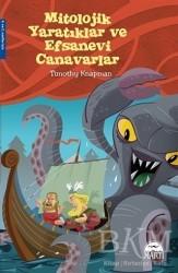 Martı Yayınları - Mitolojik Yaratıklar ve Efsanevi Canavarlar
