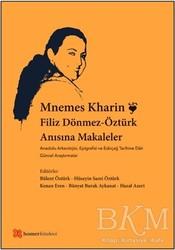 Homer Kitabevi - Mnemes Kharin: Filiz Dönmez-Öztürk Anısına Makaleler