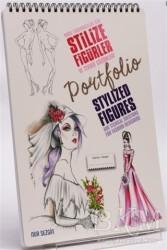 Alternatif Yayıncılık - Moda Tasarımcıları İçin Stilize Figürler ve Teknik Çözümleri - Stylized Figures And Techical Solutions For Fashion Designers
