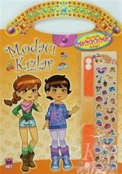 Net Çocuk Yayınları - Modacı Kızlar (Turuncu Kapak)