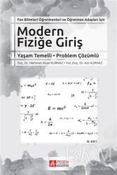 Pegem A Yayıncılık - Akademik Kitaplar - Modern Fiziğe Giriş
