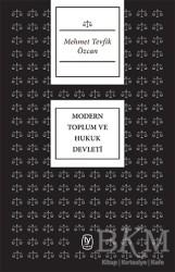 Tekin Yayınevi - Modern Toplum ve Hukuk Devleti