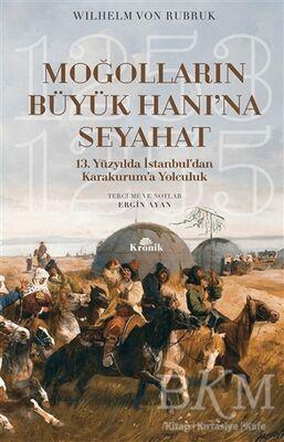 Moğolların Büyük Hanı'na Seyahat