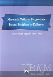 Nisan Kitabevi - Ders Kitaplar - Monetarist Yaklaşım Çerçevesinde Parasal Genişleme ve Enflasyon