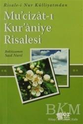 Söz Basım Yayın - Mu'cizat-ı Kur'aniye Risalesi (Mini Boy)