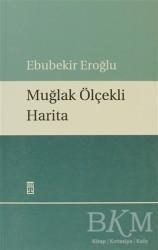 Timaş Yayınları - Muğlak Ölçekli Harita