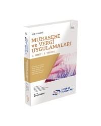 Murat Yayınları - Muhasebe ve Vergi Uygulamaları 2. Sınıf 3. Yarıyıl