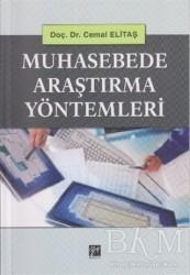 Gazi Kitabevi - Muhasebede Araştırma Yöntemleri