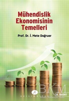 Mühendislik Ekonomisinin Temelleri