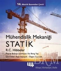Literatür Yayıncılık - Akademik Kitaplar - Mühendislik Mekaniği Statik