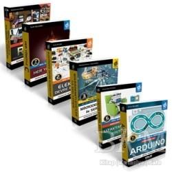 Kodlab Yayın Dağıtım - Mühendislik Seti (6 Kitap Takım)