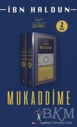 İlgi Kültür Sanat Yayınları - Mukaddime (2 Cilt Takım)