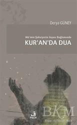 Fecr Yayınları - Mü'min Şahsiyetin İnşası Bağlamında Kur'an'da Dua