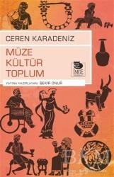 İmge Kitabevi Yayınları - Müze Kültür Toplum