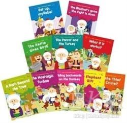 Timaş Çocuk - Nasreddin Hodja Seti (10 Kitap)
