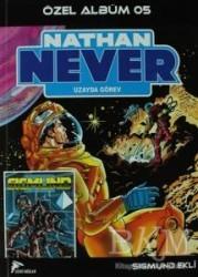 Çizgi Düşler Yayınevi - Nathan Never Özel Albüm 10 - Uzayda Görev