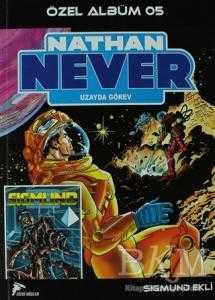 Nathan Never Özel Albüm 10 - Uzayda Görev