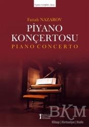 Müzik Eğitimi Yayınları - Nazarov Piyano Konçertosu