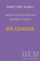 Cinius Yayınları - Nazım'ın Şiirinin Biçimsel Özellikleri Üstüne Bir Deneme