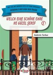 Efsus Yayınları - Ne Güzel Şeref - Welch Eine Schöne Ehre