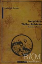 Ayışığı Kitapları - Nerşahinin Tarih-u Buharası
