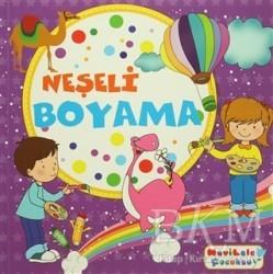 Mavi Lale Yayınları - Neşeli Boyama