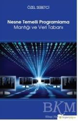 Hiperlink Yayınları - Nesne Temelli Programlama Mantığı ve Veri Tabanı