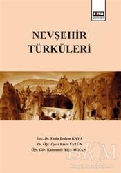 Eğitim Yayınevi - Ders Kitapları - Nevşehir Türküleri