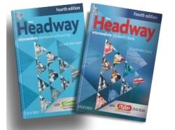Oxford University Press - New Headway Fourth Edition Intermediate Student's Book / Workbook Without Key