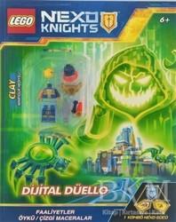 Doğan Egmont Yayıncılık - Nexo Knıghts - Lego