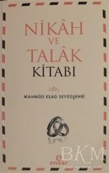 Ensar Neşriyat - Nikah ve Talak Kitabı