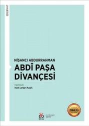 DBY Yayınları - Nişancı Abdurrahman Abdi Paşa Divançesi