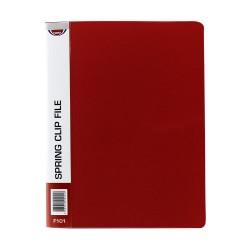 Noki - Noki Dosya Mat Yaylı Kırmızı
