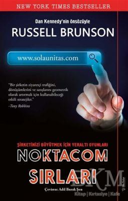 NoktaCom Sırları - Şirketinizi Büyütmek İçin Yeraltı Oyunları