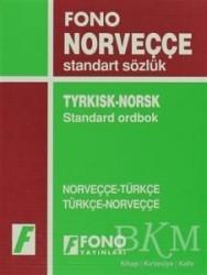 Fono Yayınları - Norveççe / Türkçe - Türkçe / Norveççe Standart Sözlük