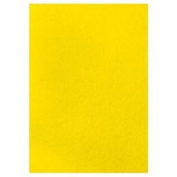 Nova Color - Nova Color Keçe Sarı 50x70 5li
