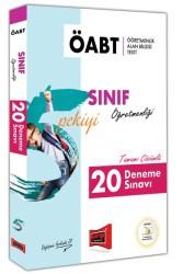 Yargı Yayınları - ÖABT 5 PEKİYİ SIN.ÖĞRET.TAM.ÇÖZ 20 DENEME