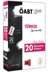 Yargı Yayınları - ÖABT DE AYRI TÜRKÇE TAM.ÇÖZ.20 DENEME