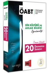 Yargı Yayınları - ÖABT ELİF DİN KÜLTÜRÜ TAM.ÇÖZ.20 DENEME