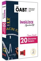 Yargı Yayınları - ÖABT ELT İNGİLİZCE ÖĞRT.TAM.ÇÖZ 20 DENEME